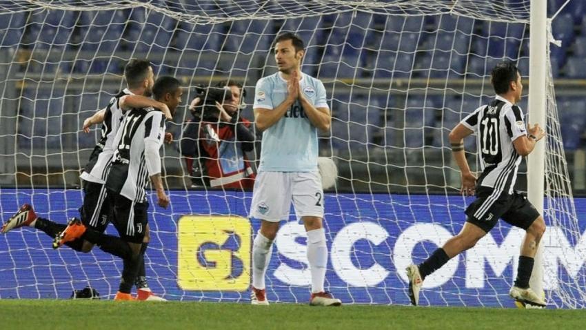 Lazio 0-1 Juventus (Vòng 27 Serie A 2017/18)