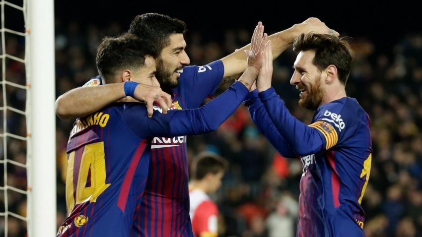 Top bàn thắng đẹp nhất vòng 28 La Liga