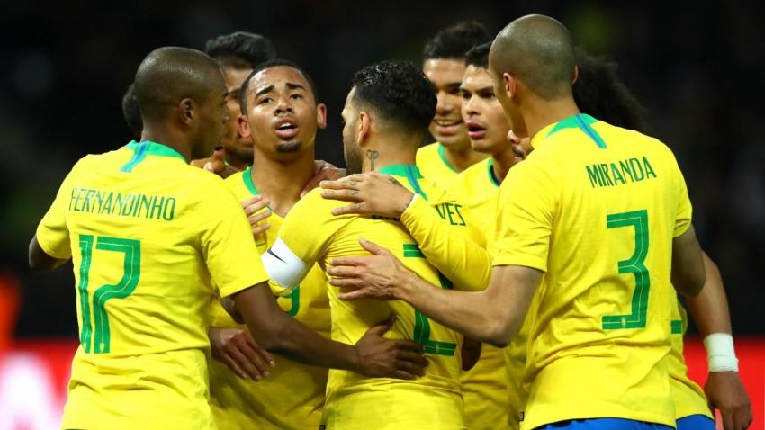 Đức 0-1 Brazil (Giao hữu quốc tế 2018)
