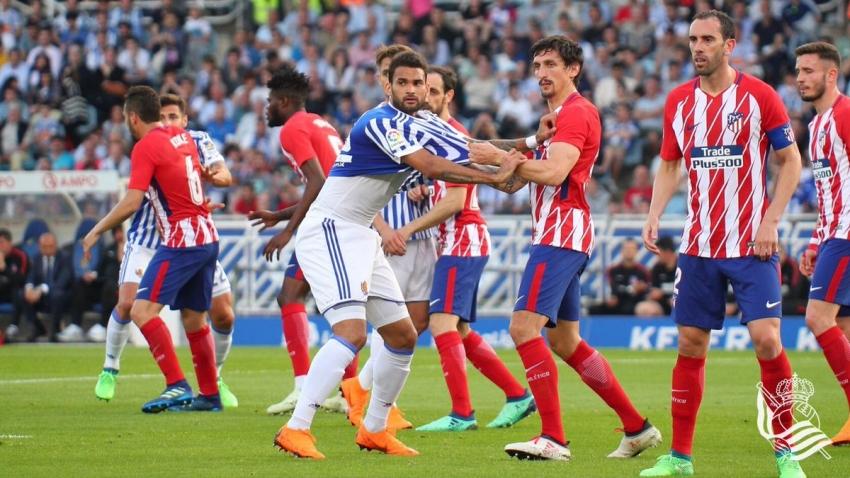 Real Sociedad 3-0 Atletico Madrid (Vòng 33 La Liga 2017/18