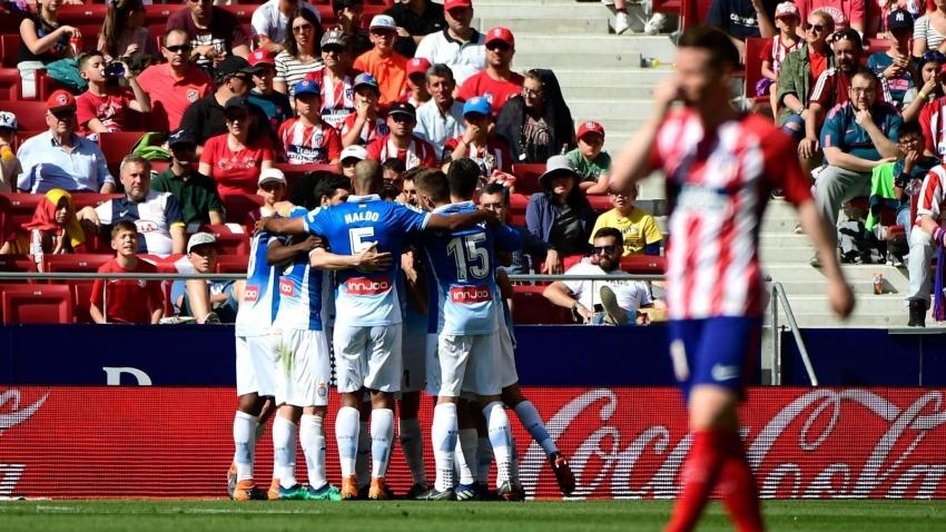 Atletico Madrid 0-2 Espanyol (Vòng 36 La Liga 2017/18)