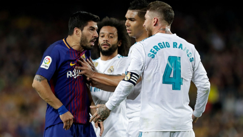 Barcelona 2-2 Real Madrid (Vòng 36 La Liga 2017/18)