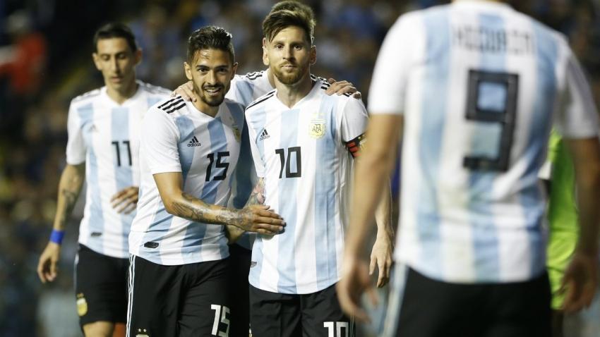 Argentina 4-0 Haiti (Giao hữu quốc tế 2018)