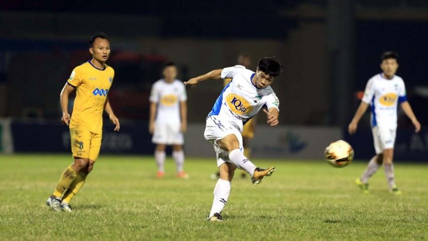 Thanh Hóa 0-1 HAGL (Vòng 10 V.League 2018)