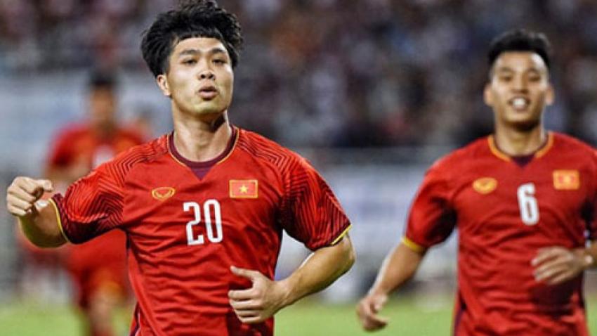 U23 Việt Nam 2-1 U23 Palestine (Giao hữu quốc tế...