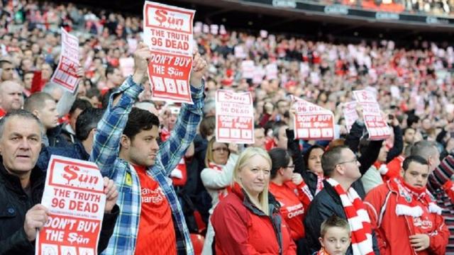 Liverpool trút cơn thịnh nộ lên tờ The Sun