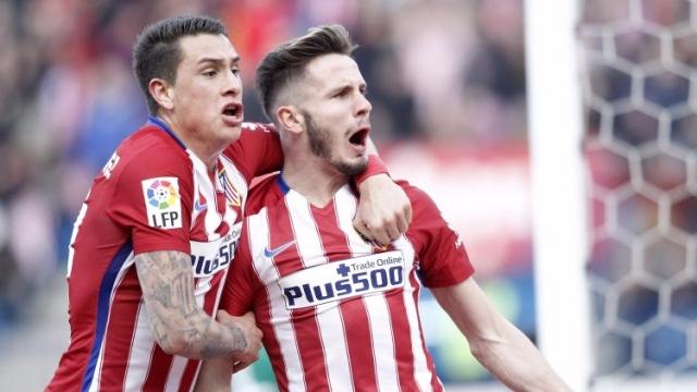 Nhọc nhằn vượt ải Eibar, Atletico củng cố vững chắc vị trí thứ 3