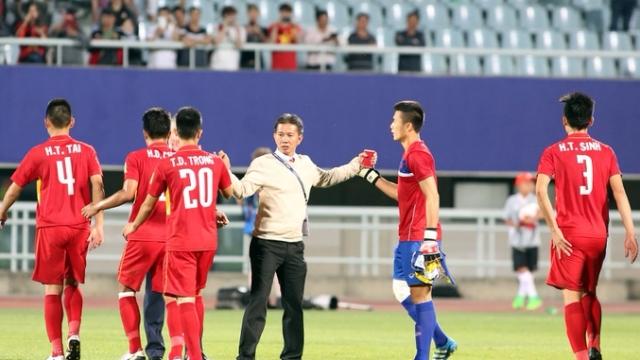 HLV trưởng tiếc đứt ruột vì U20 Việt Nam bị cầm chân