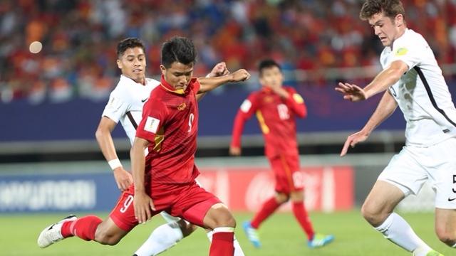 """Báo Hàn ca ngợi U20 Việt Nam """"nhỏ mà có võ"""""""