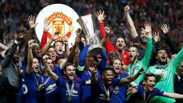 Những thống kê nổi bật sau chức vô địch Europa League của M.U