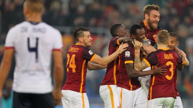 Hạ màn Serie A: Roma suýt mất ngôi nhì, Crotone thoát hiểm trong gang tấc