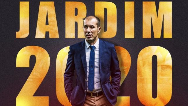 Monaco trói chân HLV Jardim tới năm 2020