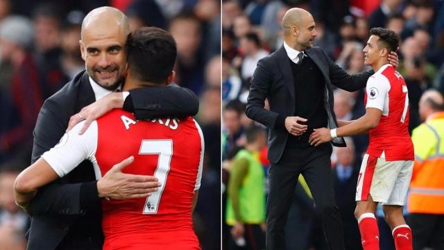 Alexis Sanchez đồng ý đầu quân cho kình địch của Arsenal
