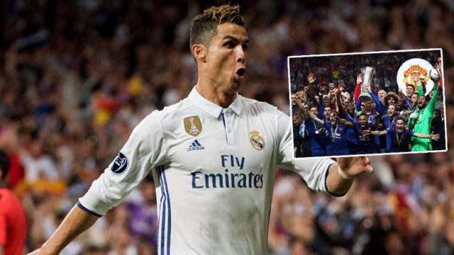 M.U và Ronaldo hưởng lợi từ sự đổi mới của UEFA