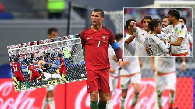 Những điểm nhấn sau trận mất điểm của Bồ Đào Nha