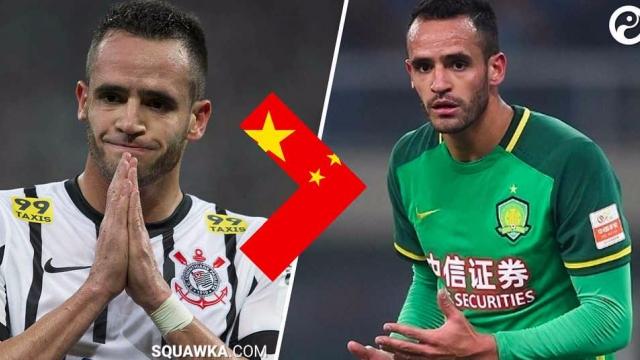7 cầu thủ tìm lại chính mình khi cập bến Trung Quốc