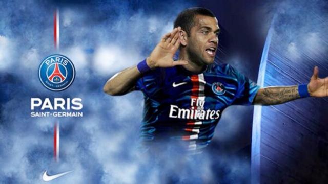Lật kèo Man City, Dani Alves quyết định gia nhập PSG