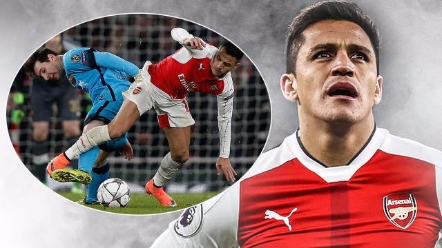 Vì Champions League, Sanchez tính chuyện ra đi