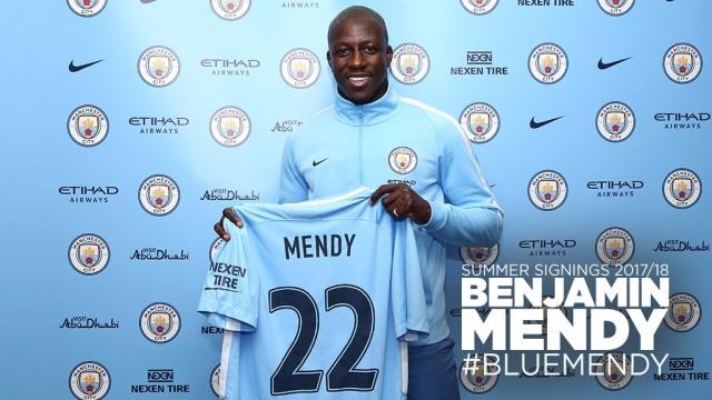 CHÍNH THỨC: Mendy gia nhập Man City với giá kỷ lục thế giới