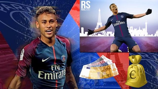 """Đổ tiền tấn rước Neymar - Mbappe, PSG bị UEFA """"sờ gáy"""""""