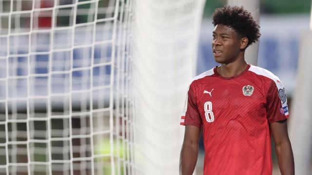 Alaba mang hung tin về cho Bayern