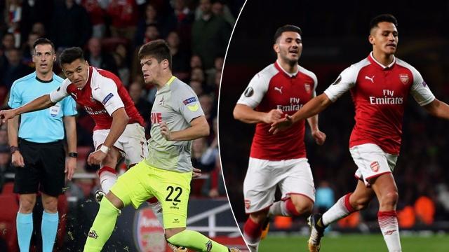 Sanchez lên tiếng, Arsenal giành 3 điểm đầu tiên tại Europa League