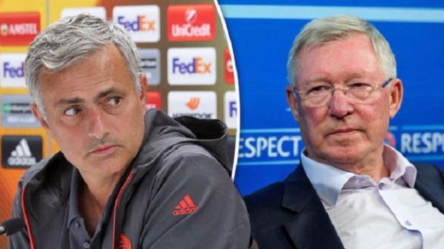 Mourinho trên đường phá kỷ lục vĩ đại của Ferguson