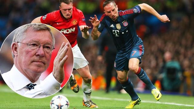 """Sir Alex chê Ribery không đủ """"trình"""" đá cho M.U"""
