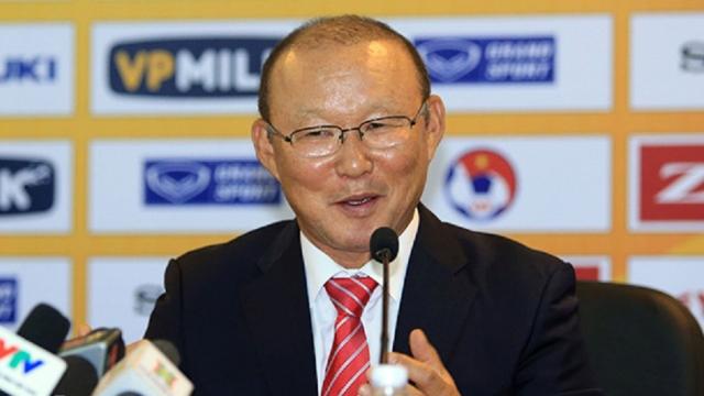 HLV Park Hang-seo và 10 câu nói ấn tượng trong ngày nhậm chức