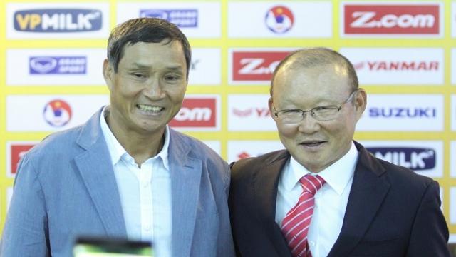 HLV Mai Đức Chung tuyệt đối ủng hộ ông Park Hang-seo