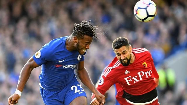 Batshuayi lập cú đúp, Chelsea ngược dòng ngoạn mục Watford