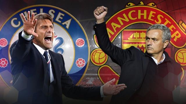 Phản pháo nhau, Conte - Mourinho hâm nóng đại chiến Chelsea vs M.U