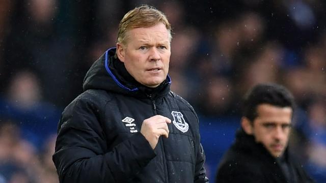 Ronald Koeman và hành trình... bị tống tiễn khỏi Everton
