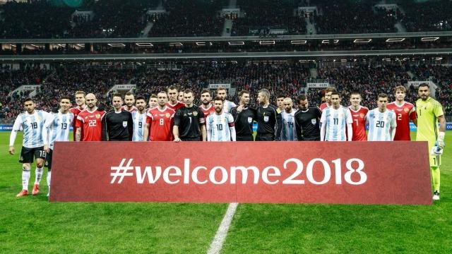 Xác định 28 đội giành vé dự VCK World Cup 2018