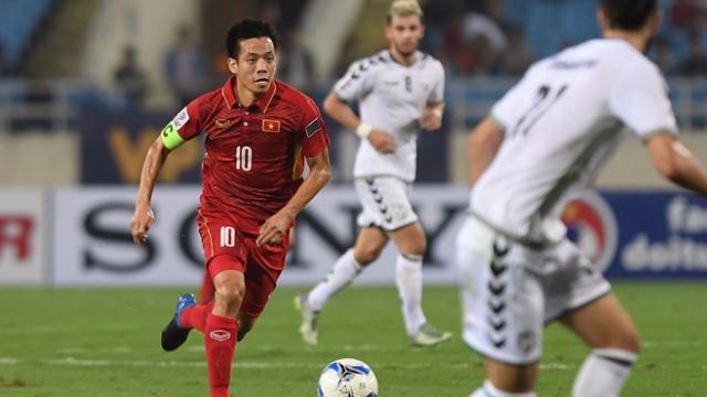 Hòa Afghanistan, Việt Nam giành vé dự Asian Cup 2019
