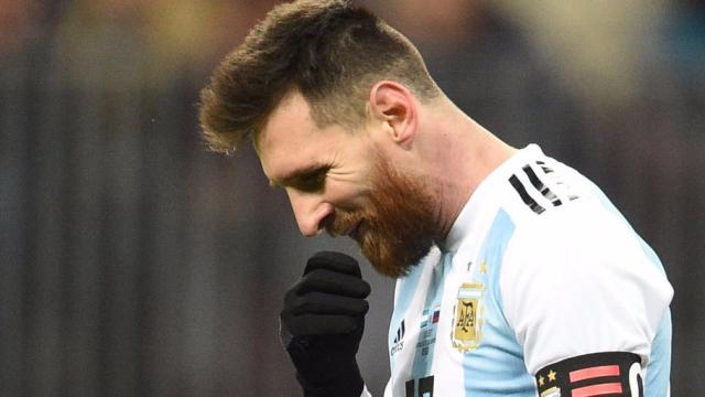 Messi nói gì khi quay trở lại tuyển quốc gia?
