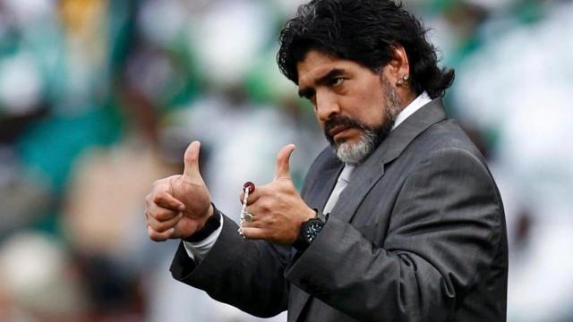 """Marodona bỗng dưng """"đòi"""" trở lại dẫn dắt Argentina"""