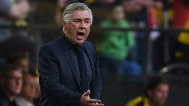 Italia trải thảm đỏ mời Ancelotti làm HLV