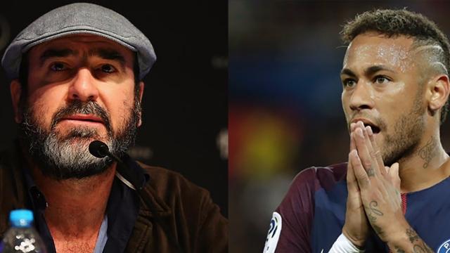 Cantona chất vấn Neymar vụ rời Barca