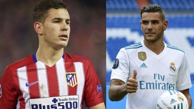 Derby Madrid của anh em nhà Hernandez