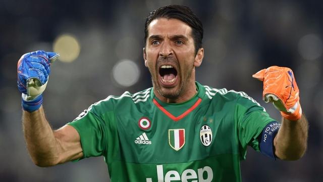 Buffon còn 2 kỷ lục hướng tới trước khi giải nghệ