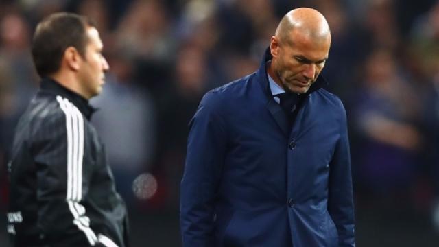 Zinedine Zidane: Không vô địch là ra đường