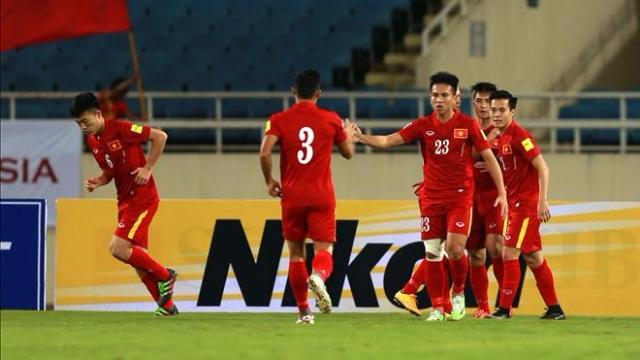 Tăng 6 bậc, đội tuyển Thái Lan vẫn đứng sau Việt Nam