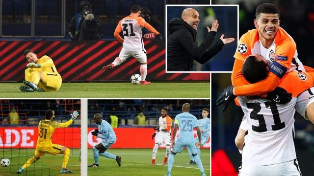 Man City thua trận đầu tiên kể từ tháng 4/2017