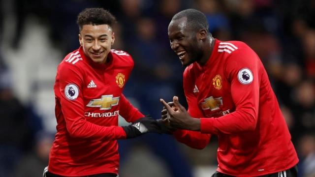 Lukaku & Lingard lập công, M.U tiếp tục bám đuổi Man City