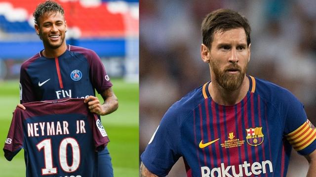 Vượt Messi, Neymar trở thành cầu thủ giá trị nhất thế giới
