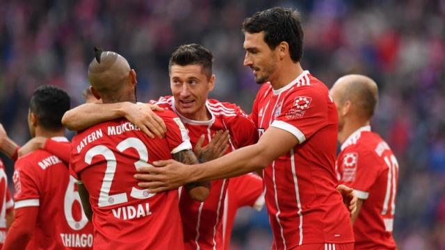 Trước vòng 18 Bundesliga: Ngày trở lại hoành tráng