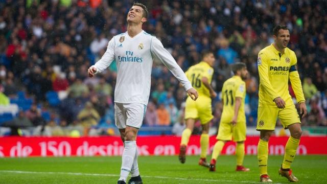 Ronaldo im tiếng, Real thua thêm trên sân nhà Bernabeu