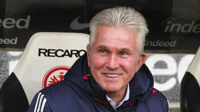 """Bayern sẽ gia hạn với Heynckes """"bằng mọi giá"""""""