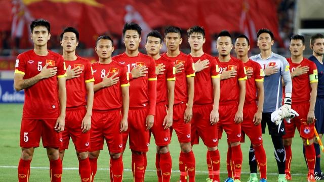 BXH FIFA tháng 1/2018: Việt Nam ngự trị trên đỉnh Đông Nam Á
